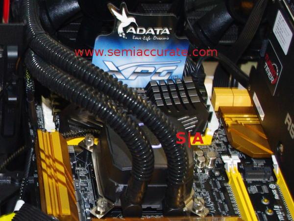 Adata XPG V2 DDR3-3100 DRAM