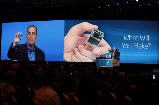 Intel CEO Presentation