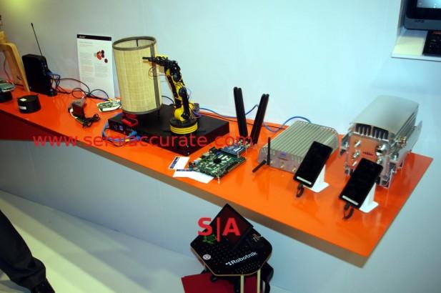 Ubuntu Core device display
