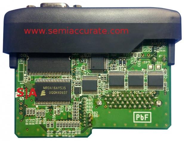 Koyo DirectLogic 205 PLC with Everspin MRAM
