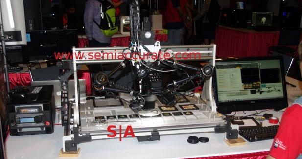 Gigamacro robotic camera