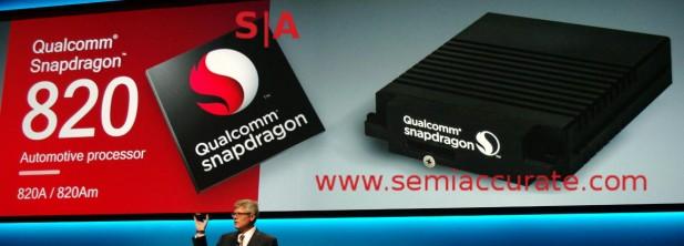 QUalcomm 820A/Am MIB module