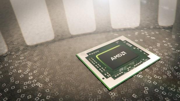 AMD Brown Falcon