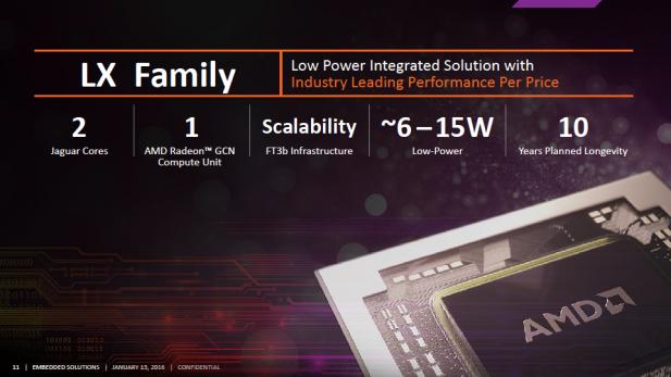 AMD Embedded G-Series LX