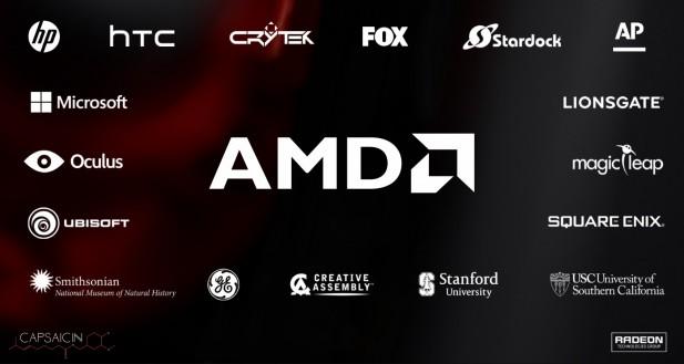 AMD VR Partners