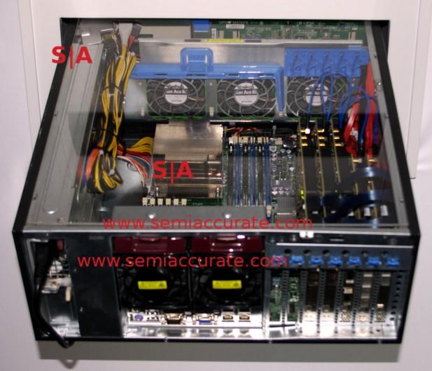 Napatech MWC demo box