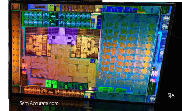 AMD Bristol Ridge Die Shot