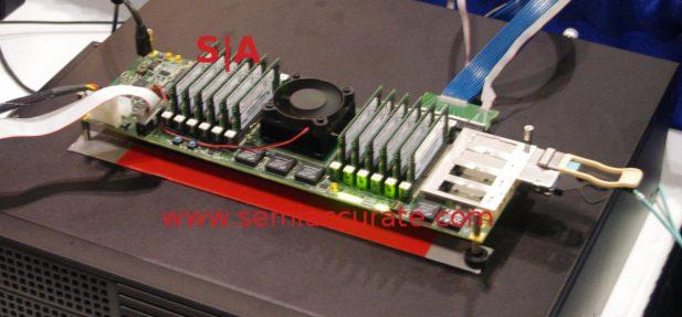 Achronix PICe Accelerator 6D board