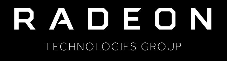 Rtg Logo Radeon AMD