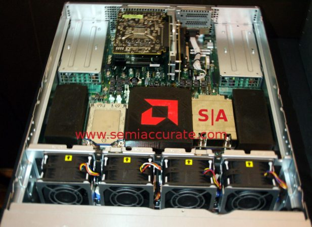AMD Speedway chassis with Socket SP3 visible