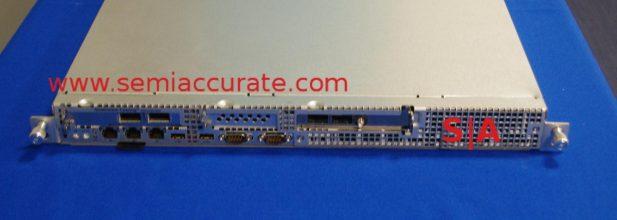 Qualcomm 1U server for Centriq 2400