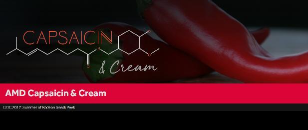 AMD GDC 2017 Banner