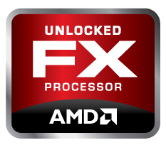 AMD FX CPU logo