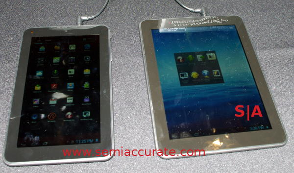 E-Fun Nextbook 7GP and 8GP Android tablets