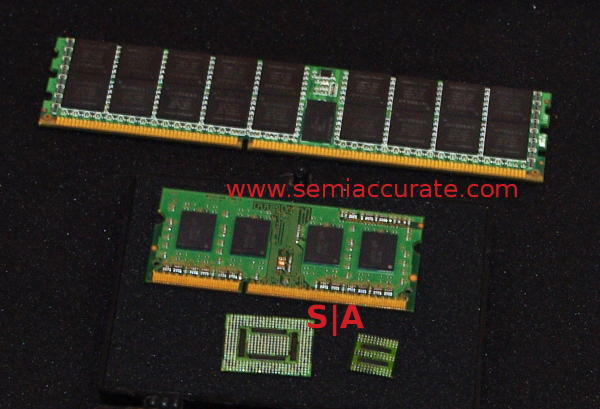 Invensas DIMM-in-a-Package package