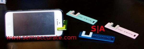 Inwin iBite cell phone holder