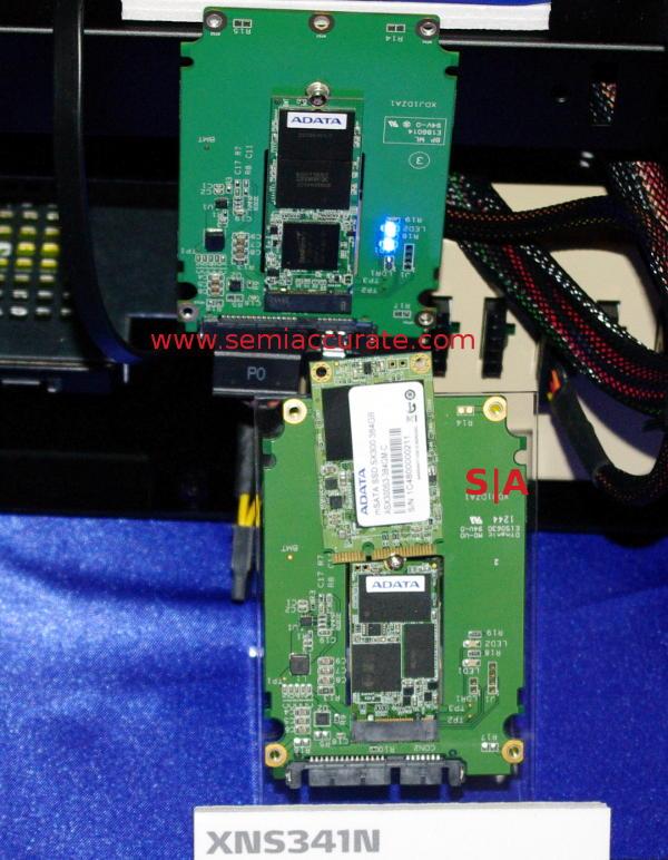 Adata NGFF SSDs