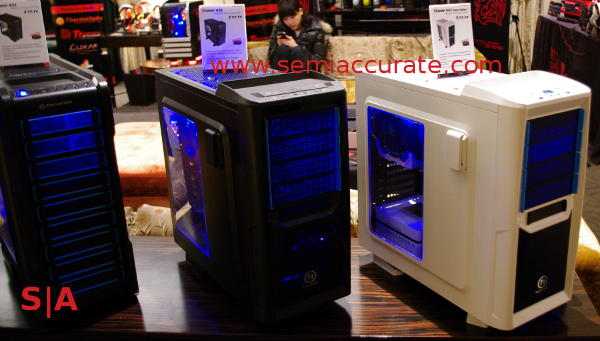 Thermaltake Chaser A31, A41, and A41 Snow cases