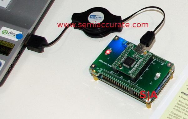 IDT I2Q compression demo FPGA
