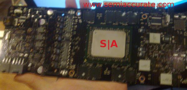 Intel Xeon Phi board shot