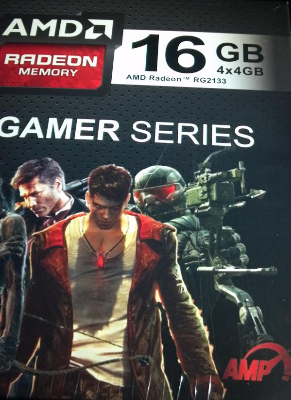 amd gaming memory pack