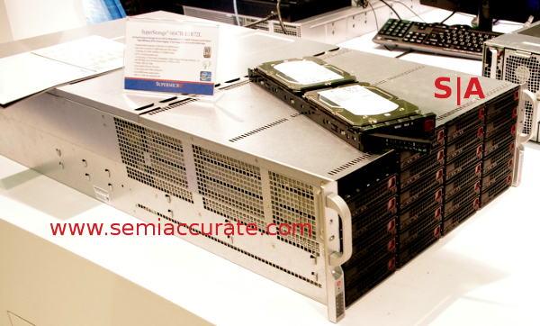 Supermicro 6047R-E1R72L storage server
