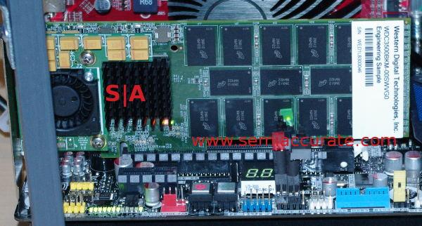Western Digital NVMe SSD