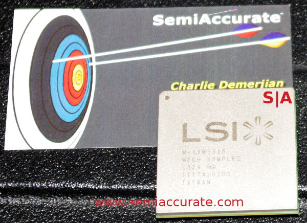 LSI Axxia 5516 chip