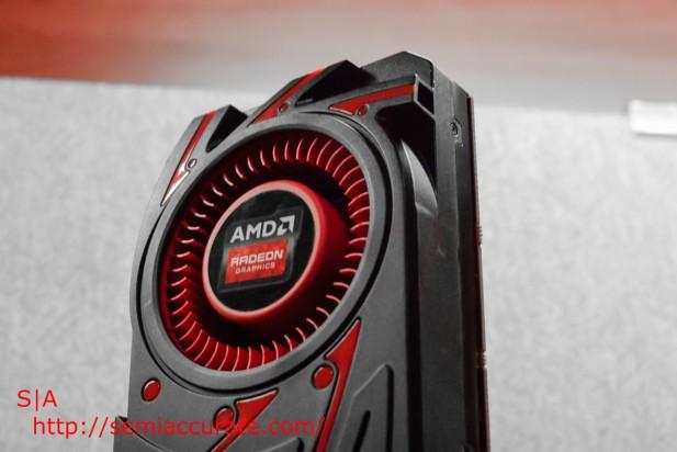 Radeon Logo on board