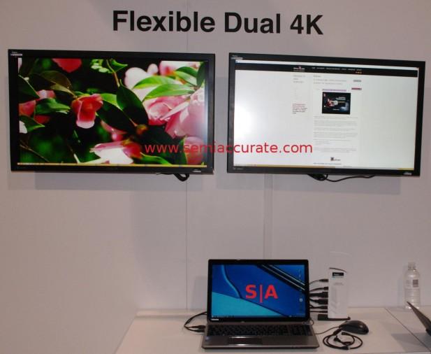 Displaylink USB dual 4K