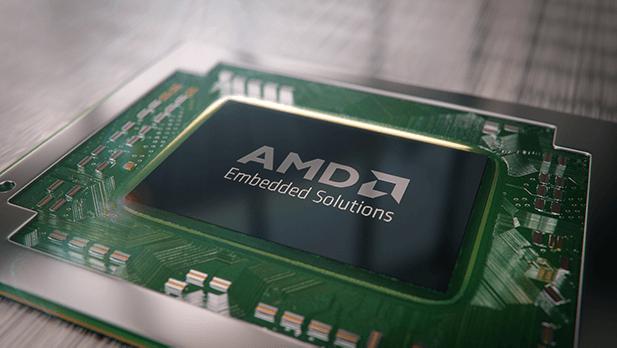 AMD Merlin Falcon Render PS