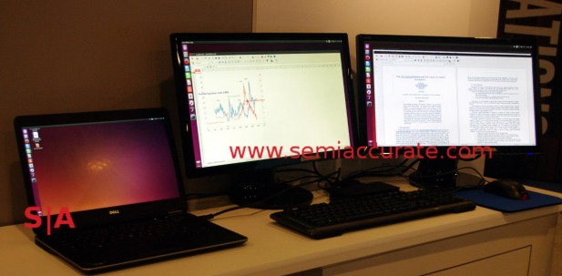 Displaylink with two monitors on Linux